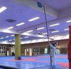 Taekwondo Athlete Gains MASSIVE Air While Training