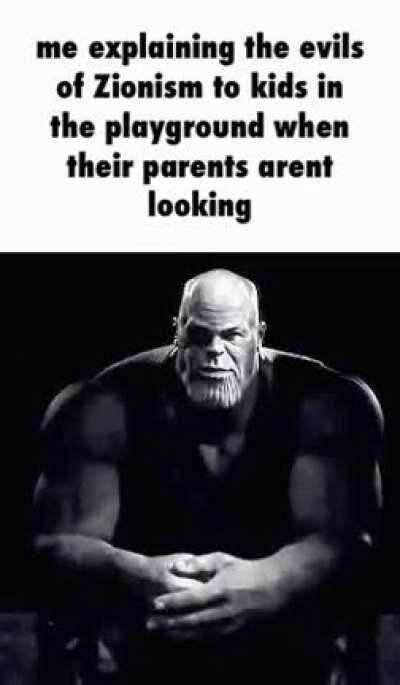 Gotta teach them early