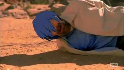 Akihiko bully makoto for his love 😢😢😭😭😭