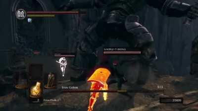 Dark Souls always has the last laugh.