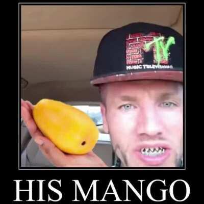 his mango