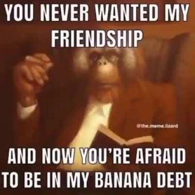 Banana rule