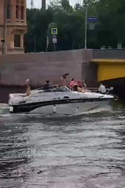 HMFT after nearly decapitating myself