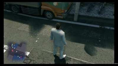 This is the main difference between Kiryu and Yagami