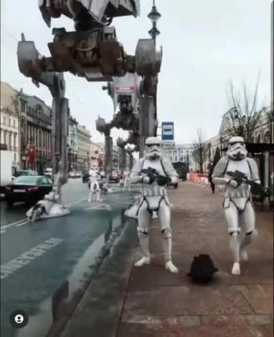 During the protests in Russia xD