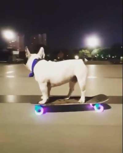 He was a skater boy