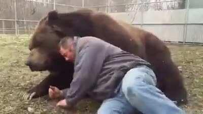 Its ok buddy one day we will have a red day 🌈🐻