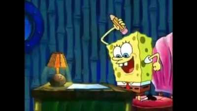 based spongebob?????