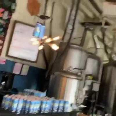 Air force helping bars during corona time