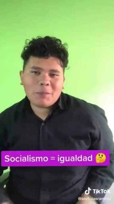 Tiburón socialista