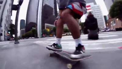 I was watching a skate video and I saw this cool nitro cell remix