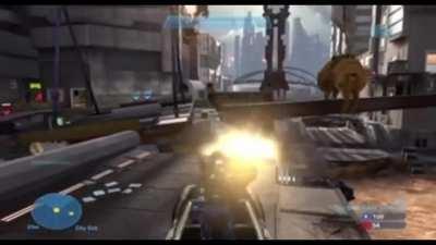 Another Zanny Halo vid