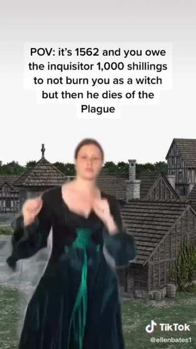 Thank the plague