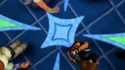 Kingdon hearts : MoM final mix leak gameplay
