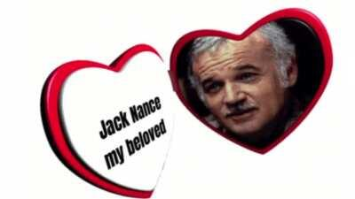 Jack Nonce my love ❤️