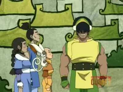 Best Toph impersonation known to mankind