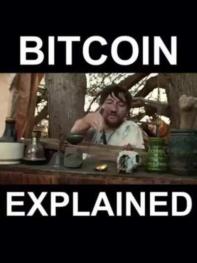 #bitcoin explained in minutes.