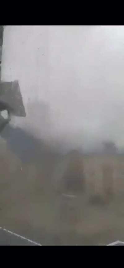 14/05/2020 Heavy winds in Ulan-Ude, Russia