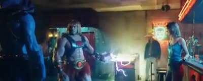 He man vs skeletor