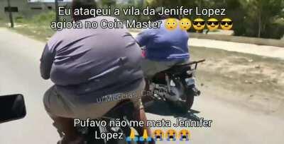 Jennifer Lopez agiota 🎩