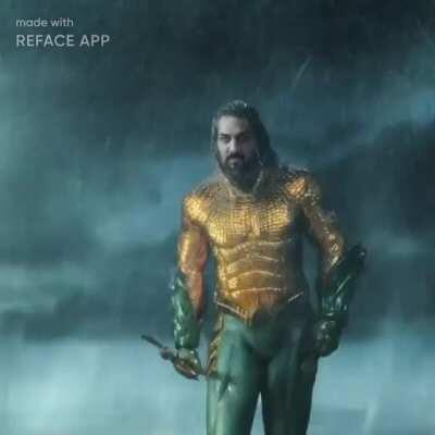 Behold ! I present you the Indian Aquaman.