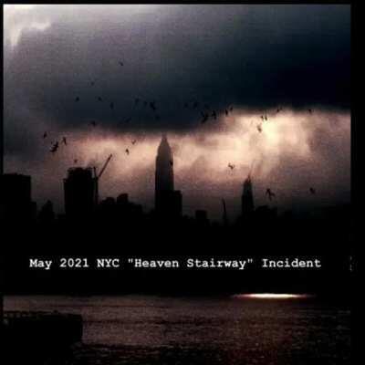 "May 2021 ""Heaven Stairway"" Incident"
