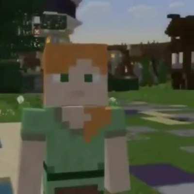 Minecraft é vida