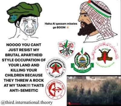 Based Arab chads