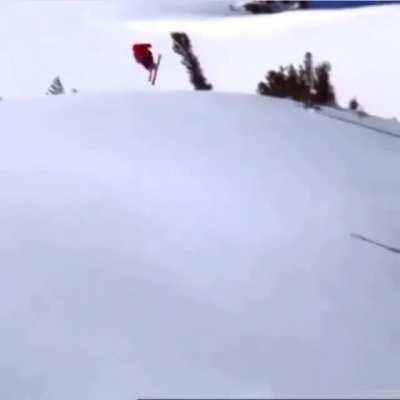 The rare Spinning Snow Scorpion!