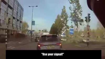 Roadrager creates his own karma