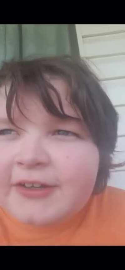 This kid has died
