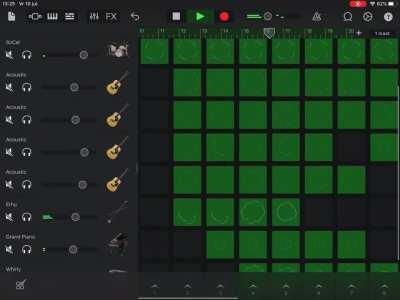 Made this with garageband. It took long if you ask. It is not exactly right but still very close. 5K UPVOTES FOR PART 2
