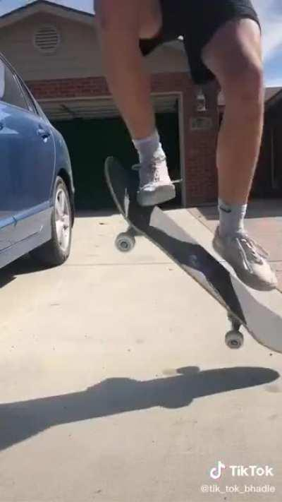 The ollie that can't be beat