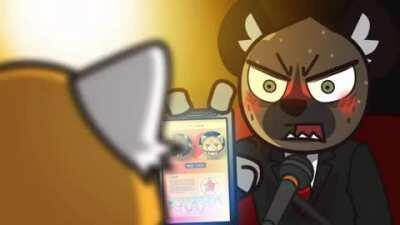 Haida x Retsuko in a Nutshell (Season 3 Spoilers)