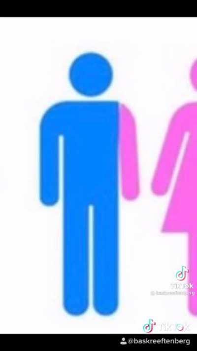 Этот тип гендера распространён везде