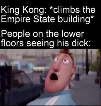 Must be massive
