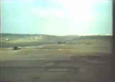 М132 - огнемет на бронированном шасси