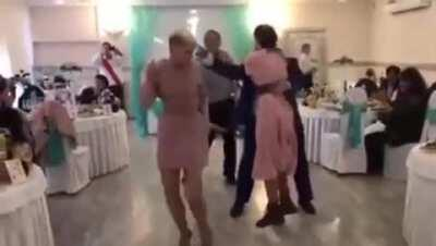 HMB so I can dance with my niece