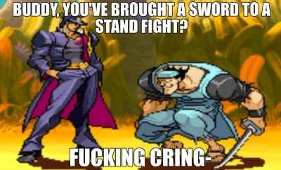 Funny sword barber