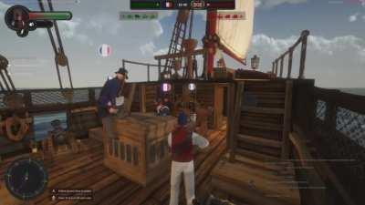 Holdfast is comedic heaven