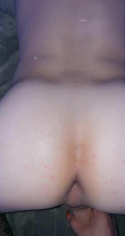 Pull out VS. Creampie. Which do you think he likes more?