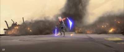 clone wars || blue monday