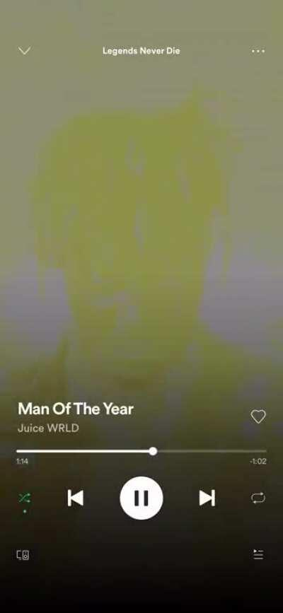 New version of Man of the year