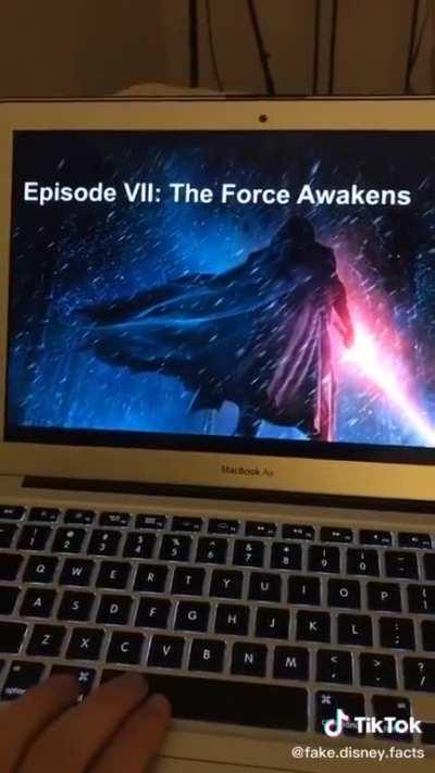 Every Star Wars movie has a wrong title