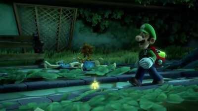 Luigi screwed