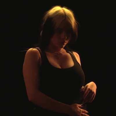 Billie Eilish (Brightened + Enhanced)