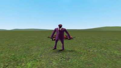 The spy behind the slaughter in gmod