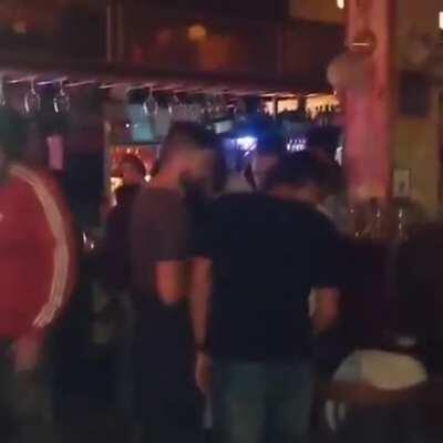 WCGW Chugging a glass of beer