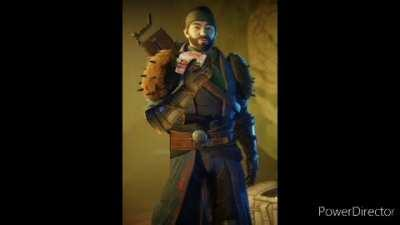 ASMR: Drifter eats a burger very happily. Transmat Firing!