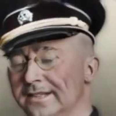 Himmler singing Unravel